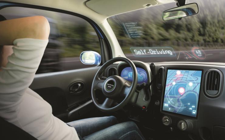 """智能网联汽车、毫米波雷达 携手打造——""""智慧"""