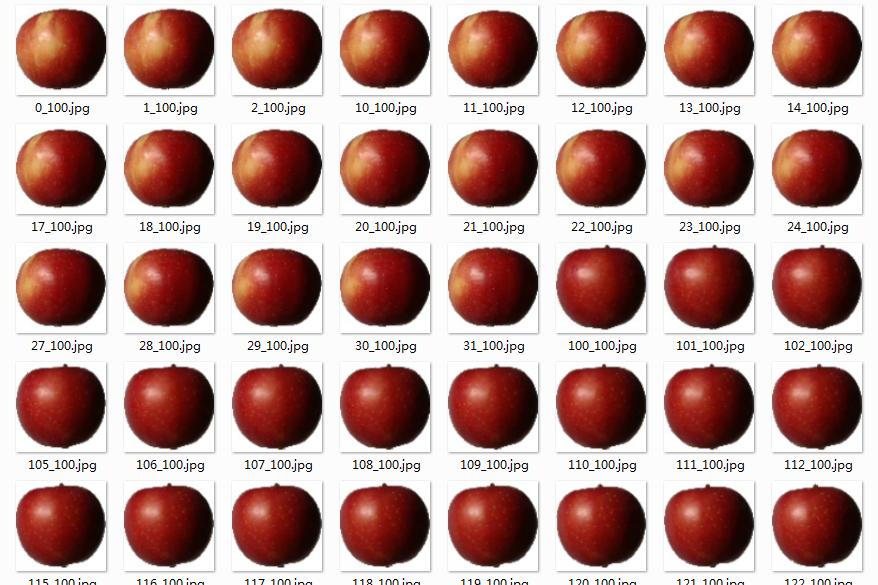 水果图像数据集