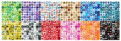 挑选一种颜色,这个AI系统就能设计出标识