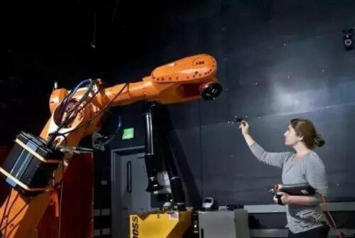 详解工业机器人机器视觉系统