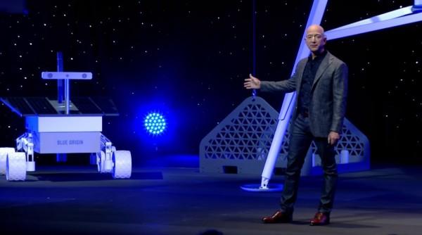 5年内带人类重返月球,贝索斯打造的太空船「蓝月」曝光