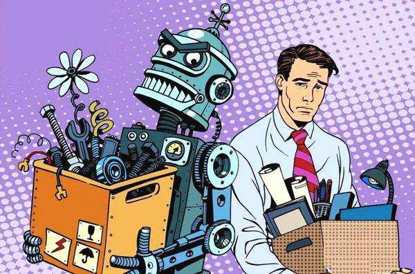 机器人将取代2000万工作岗位:最怕你三十多岁,还什么都不会