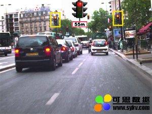 交通信号识别视频数据集