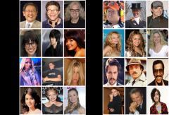 CelebA 名人人脸图像数据