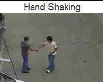 UT-Interaction 人类动作视频数据