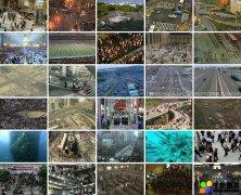 Crowd Segmentation 高密度人群视频数据