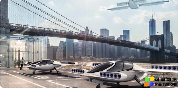 """百合飞行出租车将于2025年投入使用:""""这就是您体验未来的方式"""""""