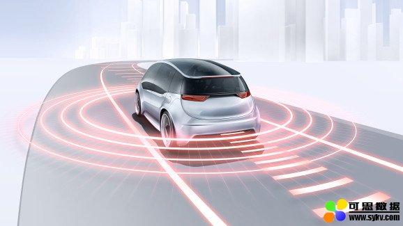 博世推出用于自动驾驶汽车的远程激光雷达传感器
