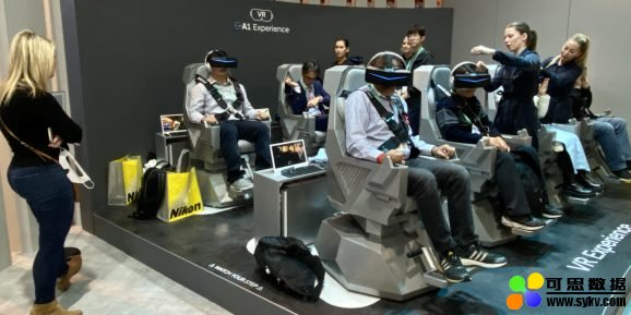CES 2020证明了VR和AR蓬勃发展-并进入了汽车领域