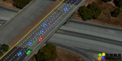 苹果研究人员训练AI驾驶员在模拟环境中合并车道