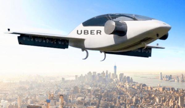 AT&T和Uber正联手研发5G网络空中出租车服务