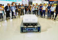 MiR首次向中国市场引入其最近推出的MiR500自主移