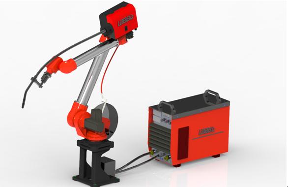 尔必地灵巧型焊接机器人隆重上市,价格38880元