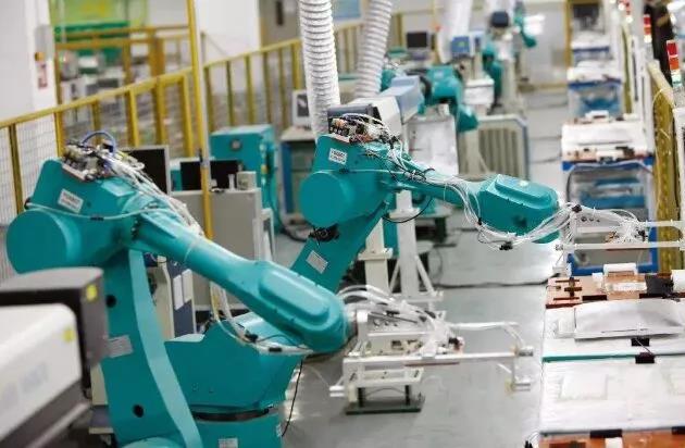 120家世界500强的中国企业,一成入局机器人