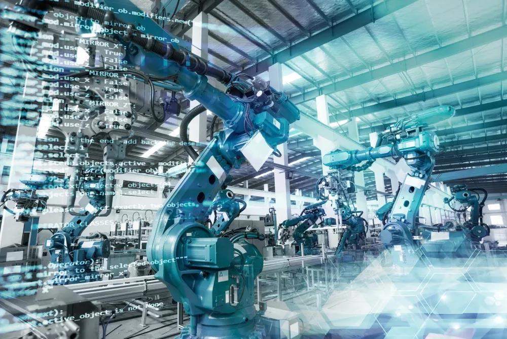 工业机器人增长迅猛的背后:消失的人口红利、