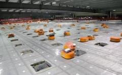 中国首个IoT未来园区正式投入服务双11,近700台机