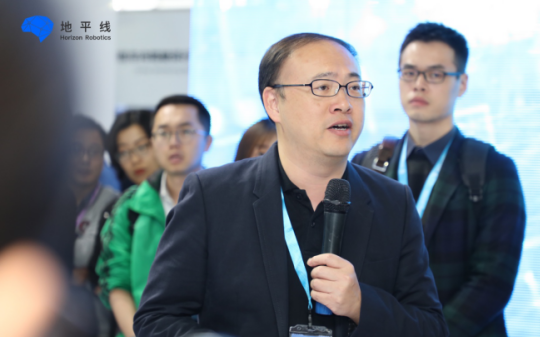 地平线携基于AI芯片的未来城市解决方案出席安博会