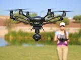 无人机行业市场规模可观 民用应用领域需求迫切