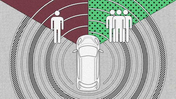 《自然》发表自动驾驶伦理调查:遇到事故如何