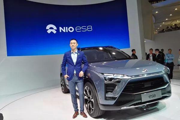 蔚来汽车李斌:电动汽车和智能的组合更有未来