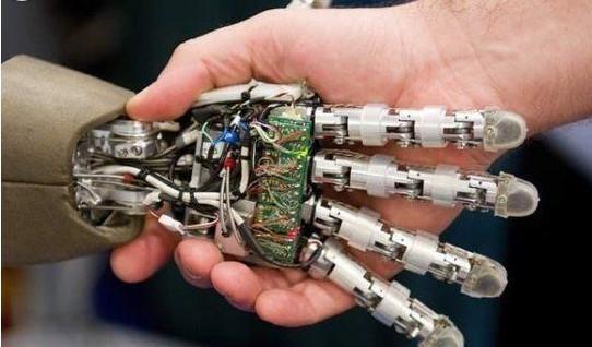 """机器人""""看得见听得着""""之后下一个风口在触觉"""