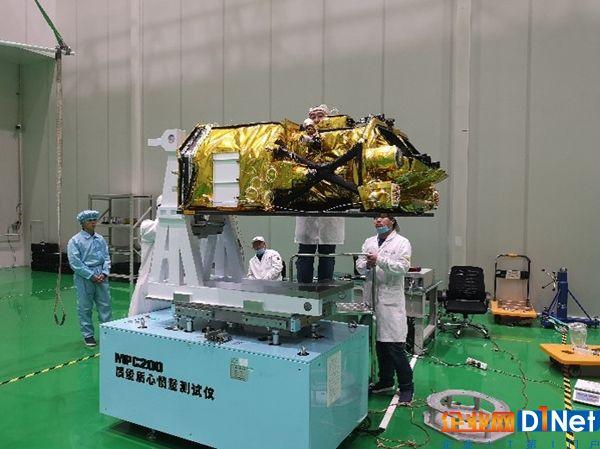 海南:首颗商业卫星上天 助力航天大数据发展