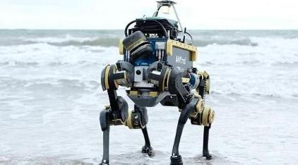 ANYmal机器人发表了训练足式机器人的新方法