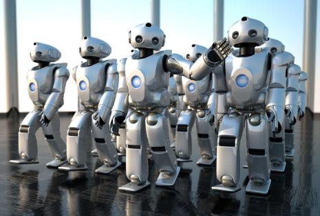 智能机器人领军企业投资新疆