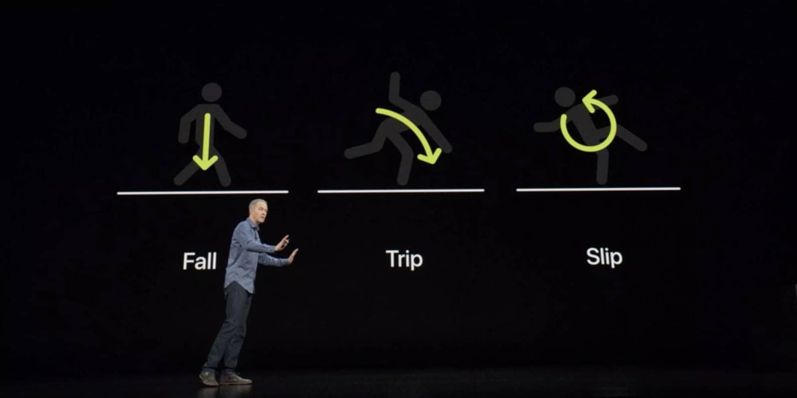 Apple Watch 跌倒侦测功能 挪威救人一命