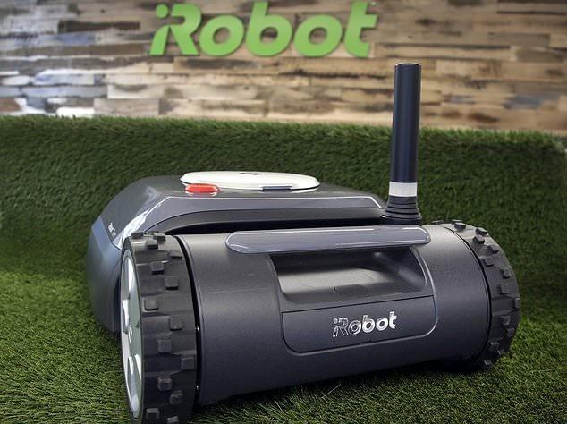 美国iRobot公司机器人除草机问世