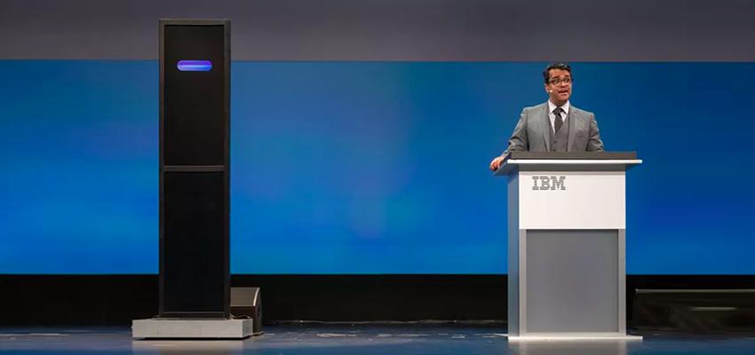 【AI】IBM AI再战人类辩手,输了!复盘全程精彩