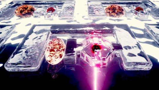 【前沿】像胶粘剂一样的机器人可以帮助预防疾