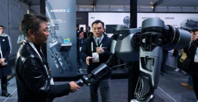 Naver、KT、Intel 联合成立5G机器人联盟