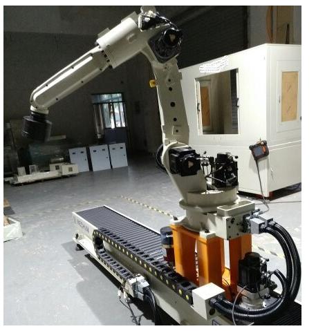 机器人外部轴的功能与应用