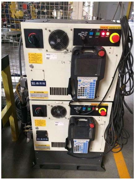工业机器人的控制柜是如何维护的?