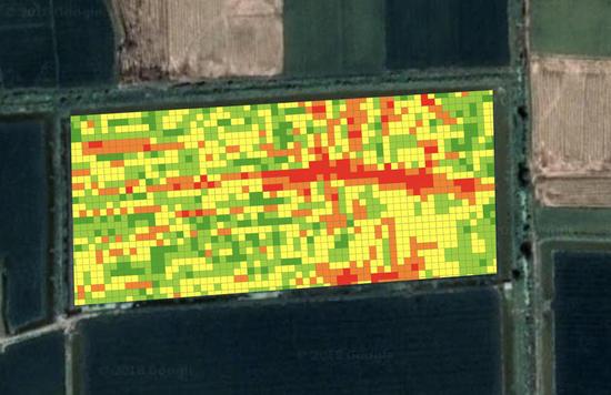 """智慧农业大数据服务商""""麦飞科技""""获过亿元A轮"""
