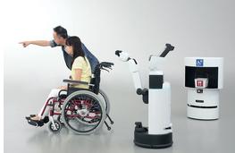 2020年东京奥运会,日本人推出奥运机器人