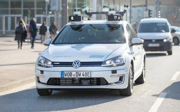 大众将在德国汉堡测试 Level 4 自动驾驶