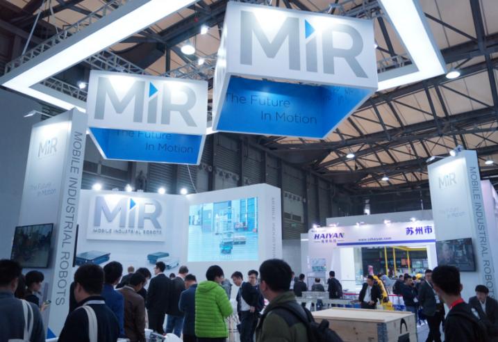 无人驾驶技术 夯实MiR移动机器人领军地位