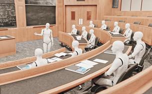 人工智能课程今秋走入高中课堂 统编版教材编写