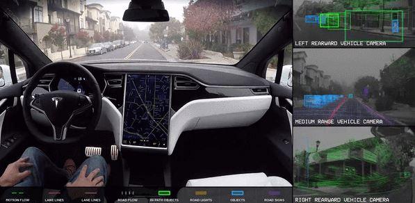 2020年推无人驾驶出租车,马斯克可能又吹牛了!