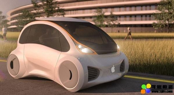 """苹果自动驾驶项目""""泰坦""""获两项新专利"""
