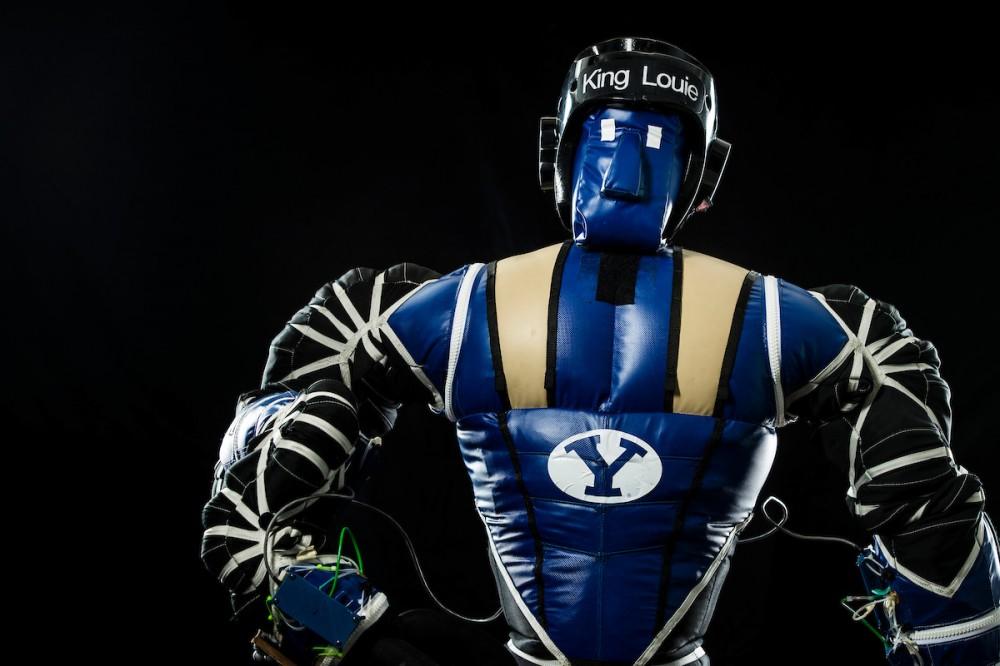 NASA资助BYU研究充气机器人未来用