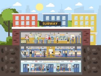 新型地铁建设有哪些技术内容?