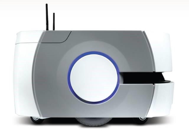 移动机器人再获三项新专利,开启自