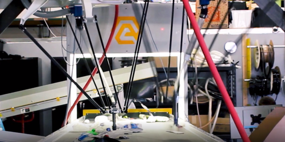 AMP Robotics为回收行业推出新型AI引导机器