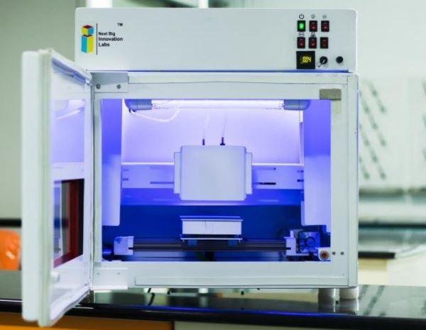 印度成功研究 3D 打印人造皮肤,可用作化妆品药