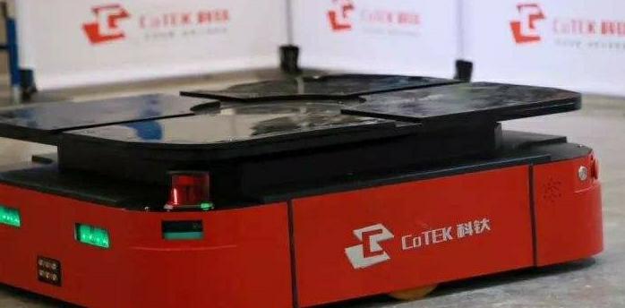 物流机器人企业科钛宣布完成数千万元