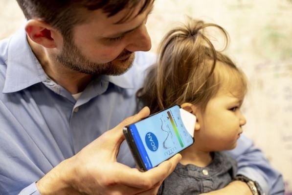 美国研发手机 App 判断中耳积水,测试准确率达