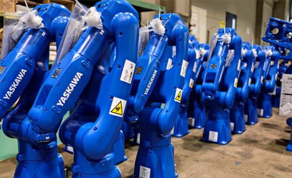 日本2019年工业机器人订单额或减少2.3%